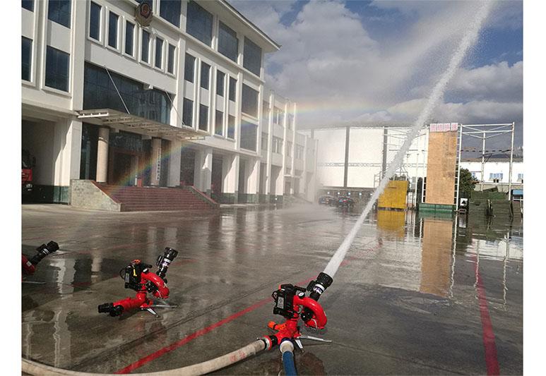 消防炮类的各消防队、中石化,部分中标项目